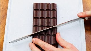 Infinite Chocolate Bar Trick