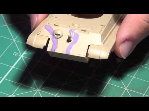 Jakmaskować powierzchnie preparatem Maskol w modelarstwie