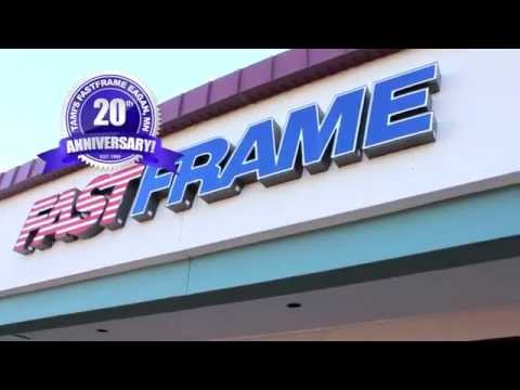 Welcome to FastFrame Eagan