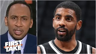 Stephen A. says Kyrie Irving should retire | First Take