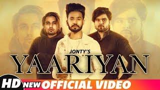 Yaariyan – Jonty – Ninja – A Kay