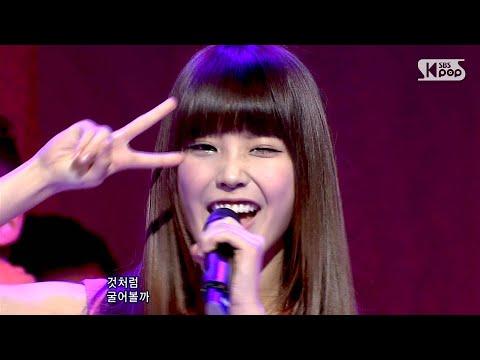 IU - Good day (아이유 - 좋은날) @ SBS Inkigayo 인기가요 101226