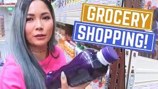 Grocery Shopping With YengYan (Vegan)