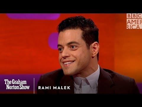Rami Malek was a bad, bad boy | The Graham Norton Show | BBC America