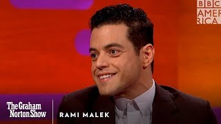 Rami Malek was a bad, bad boy | The Graham Norton Show | BBC America