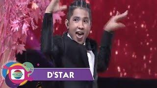 GOKIL!!! Jirayut Buat 7 Gerakan Tarian Bikin Semua Ketawa - D'STAR