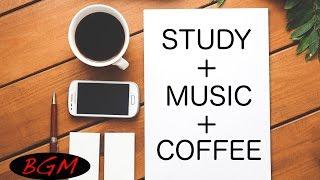 勉強用+作業用BGM!カフェミュージックで集中力UP!!