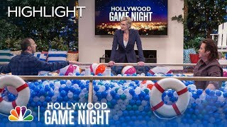 Veep vs. The Walking Dead: Smash the Buzzer - Hollywood Game Night (Episode Highlight)