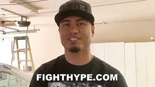 """MIKEY GARCIA TELLS LOMACHENKO """"MAKE THE CALL""""; EXPLAINS WHY TEAM LOMA WILL """"NEVER COME THROUGH"""""""