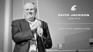 Reflecting on the legacy of legendary broadcaster Keith Jackson