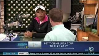Ginger Howard on Golf Channel's Morning Drive