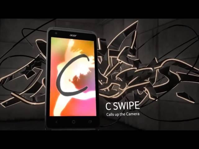 Belsimpel-productvideo voor de Acer Liquid Z410 Duo Comic Black