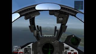 Wings Over Vietnam: F-4 vs Mig-21 duel