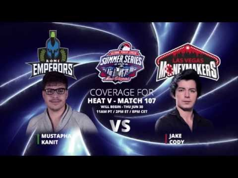 Gpl Summer Series - Mustapha Kanit VS Jake Cody