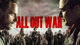 THE WALKING DEAD: Staffel 8 - So geht es weiter! - ALL OUT WAR