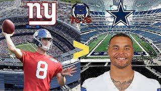 Daniel Jones Will Be Better Than Dak Prescott #Giants