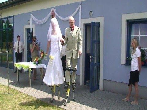 Svatba na sedmimílových botách
