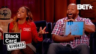 JessHilarious Says Drake Should Wife Up Nicki Minaj - Deleted Scenes | Black Card Revoked