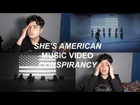 The 1975 She's American music video cancelled?! (w/reciepts) (theory)