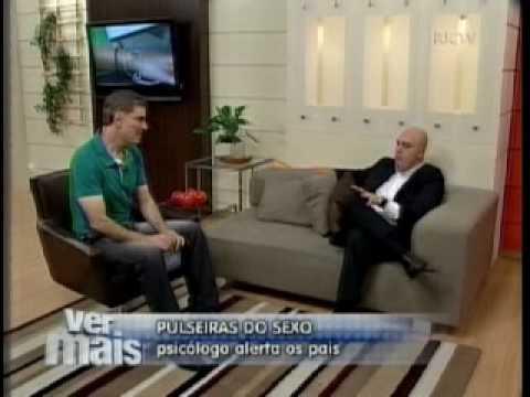 Pulseiras do Sexo -Entrevista Willian Mac-Cormick Maron - RicTv - Ver Mais - 05/05/10