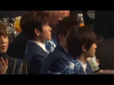 20140123 Seoul Music Awards  INFINITE(EXO)