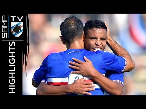 Highlights: Sampdoria-ChievoVerona 2-0