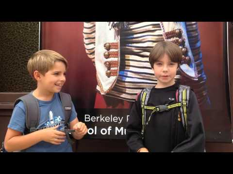 Kids talking about Berkeley Playhouse 2