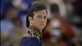 Brian Boitano (USA) - 1988 Calgary, Figure Skating, Men's Long Program