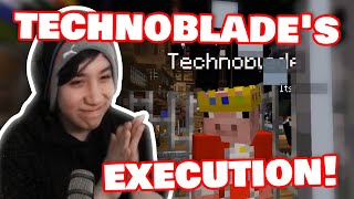 The Butcher Army TRIED To EXECUTE Technoblade! /w Quackity, Tubbo DREAM SMP