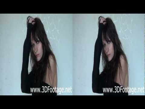 3D Video Katja - Moscow Model Casting Clip 2