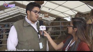 أنا و صاحبي الحيوان: جولة في رواق المواشي بمعرض الفلاحة       أنا و صاحبي الحيوان