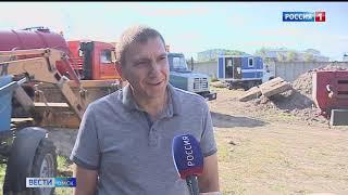 Без холодной воды остались жители сразу двух округов Омска — Центрального и Октябрьского