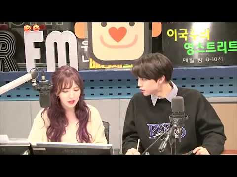 Red Velvet Wendy and NCT Johnny Cute Moments-  레드벨벳 웬디 쟈니