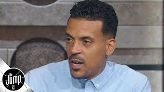Matt Barnes describes how the Clippers reacted to the Donald Sterling tape | The Jump