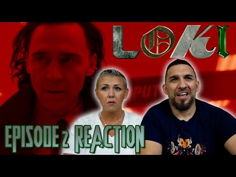 Loki Episode 2 'The Variant' REACTION!!