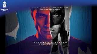 OFFICIAL - Beautiful Lie - Batman v Superman: Soundtrack - Hans Zimmer & Junkie XL