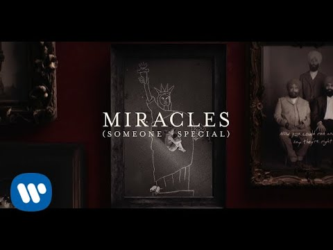Coldplay & Big Sean - Miracles (Someone Special) - Official Lyric Video