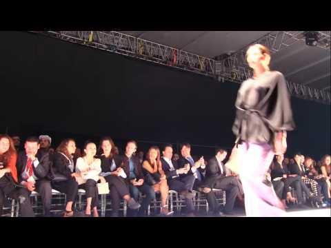 Desfile de Isabel Henao en Bogota Fashion Week 2016 #BogFW