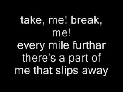 night drive by the all-american rejects with lyrics