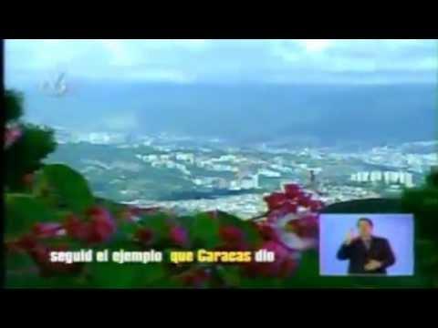 Himno Nacional De Venezuela (Letra) Venevision