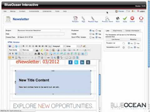 Newsletters with our WCMailer