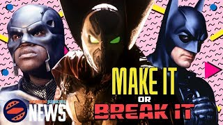 90's Comic Book Movies: Good or Just Nostalgia? - Make It Or Break It