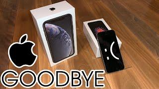 iPhone SE » iPhone XR