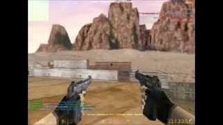 Counter-Strike 1.6 DE Westwood Gungame Gameplay #2