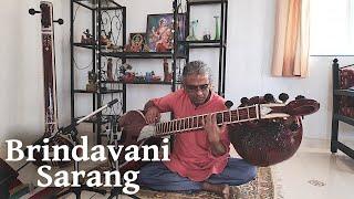 Balachander - Chandraveena - Raga Brindavani Sarang - Alapana