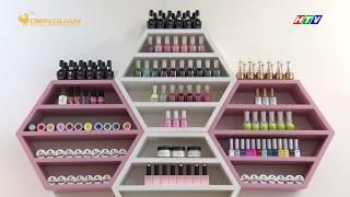 """Đã tìm ra tiệm làm nail phong cách Hàn Quốc khiến các """"bánh bèo"""" mê mệt"""