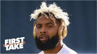 The Giants deserved to get called out by Odell Beckham Jr. - Stephen A.   First Take
