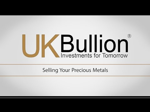 Selling Your Gold & Silver With UKBullion