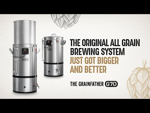 Grainfather G70 - All In One All Grain Brewing