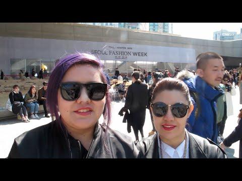 Semana de la Moda en Corea (Seoul Fashion Week 2015 S/S - 서울패션위크) ♥ #DTEC